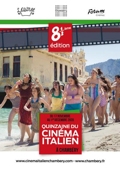 QUINZAINE DU CINEMA ITALIEN DE CHAMBERY