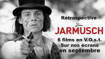 RÉTROSPECTIVE JIM JARMUSCH
